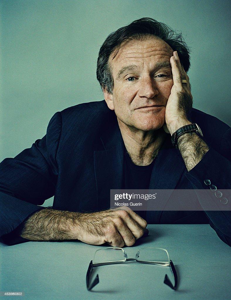 Robin Williams, Self Assignment, 2004