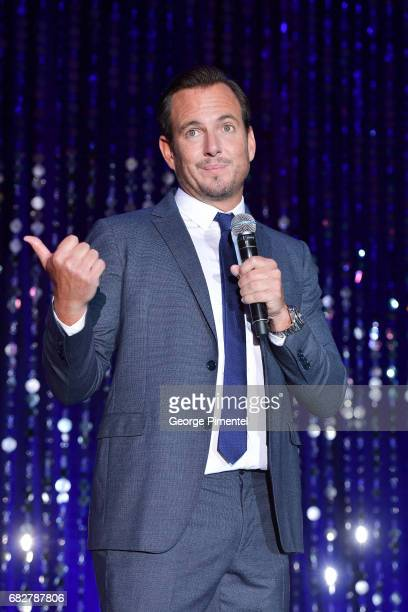 Actor/ Comedian Will Arnett performs at Laughter Is The Best Medicine III Gala at Beanfield Centre Exhibition Place on May 13 2017 in Toronto Canada