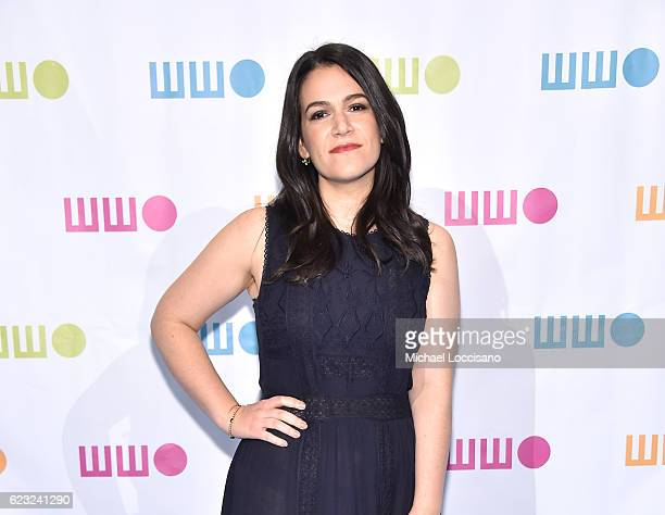 Actor, comedian, writer Abbi Jacobson attends Worldwide Orphans 12th Annual Gala at Cipriani Wall Street on November 14, 2016 in New York City.