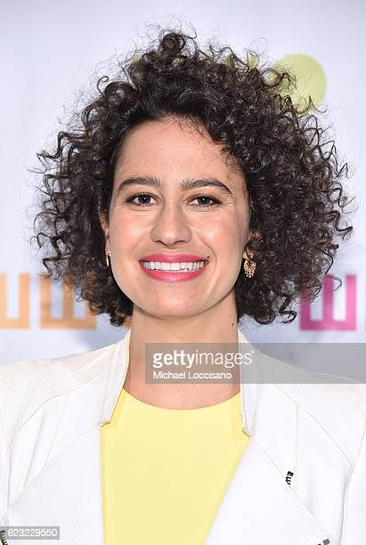 Actor comedian writer Ilana Glazer attends Worldwide Orphans 12th Annual Gala at Cipriani Wall Street on November 14 2016 in New York City