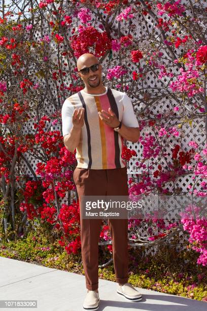 Actor Common is photographed for Ebony Magazine on April 14 2016 in Marina del Rey California PUBLISHED IMAGE