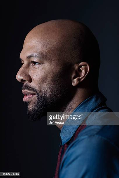 Actor Common of 'Being Charlie' poses for a portrait at the 2015 Toronto Film Festival at the TIFF Bell Lightbox on September 15 2015 in Toronto...