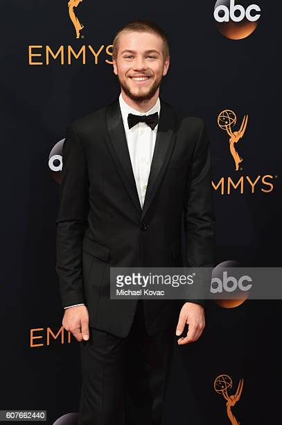 Actor Connor Jessup attends 68th Annual Primetime Emmy Awards at Microsoft Theater on September 18 2016 in Los Angeles California