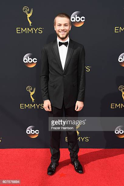 Actor Connor Jessup attends the 68th Annual Primetime Emmy Awards at Microsoft Theater on September 18 2016 in Los Angeles California