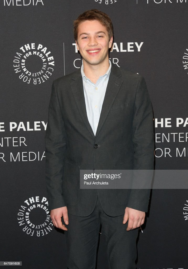 """The Paley Center For Media Presents A Premiere Screening And Conversation For ABC's """"American Crime"""" Season 3 - Arrivals : News Photo"""