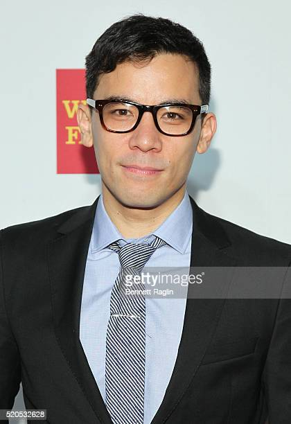 Actor Conrad Ricamora attends the 2016 Point Honors Gala at New York Public Library on April 11 2016 in New York City