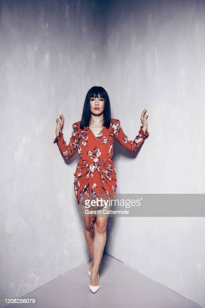 Actor Constance Wu poses for a portrait during the 2019 Toronto International Film Festival at Intercontinental Hotel on September 07, 2019 in...