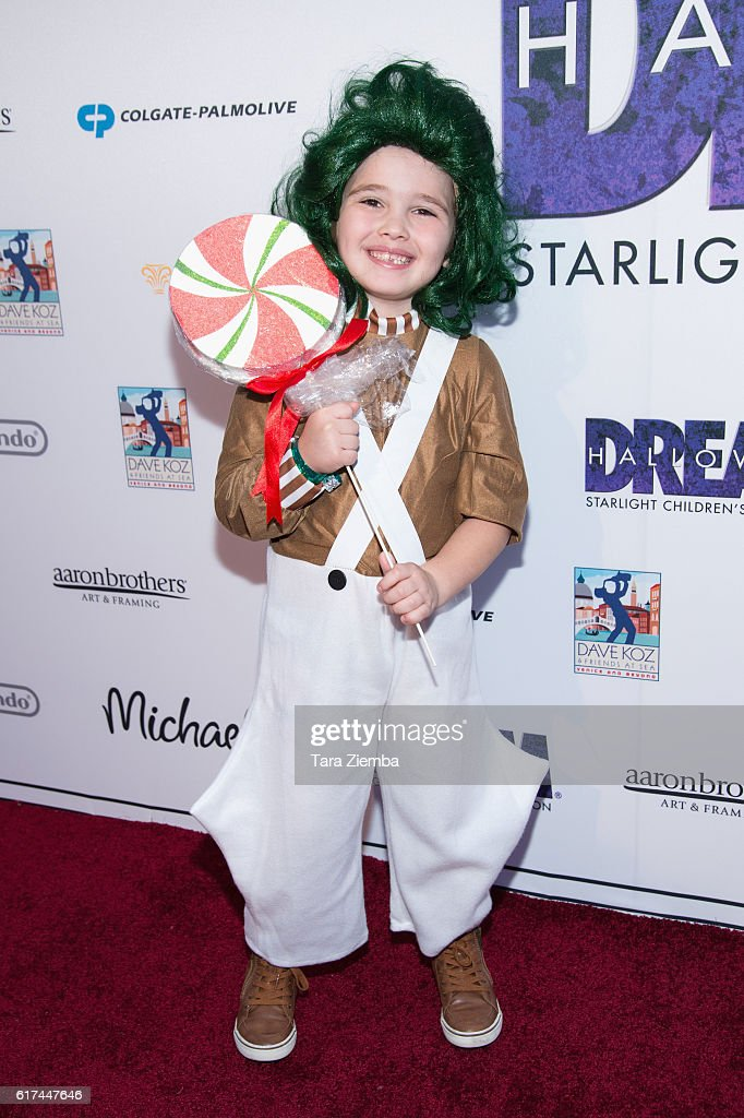 Actor Cooper Friedman attends Starlight's Dream Halloween 2016 on October 22, 2016 in Los Angeles, California.