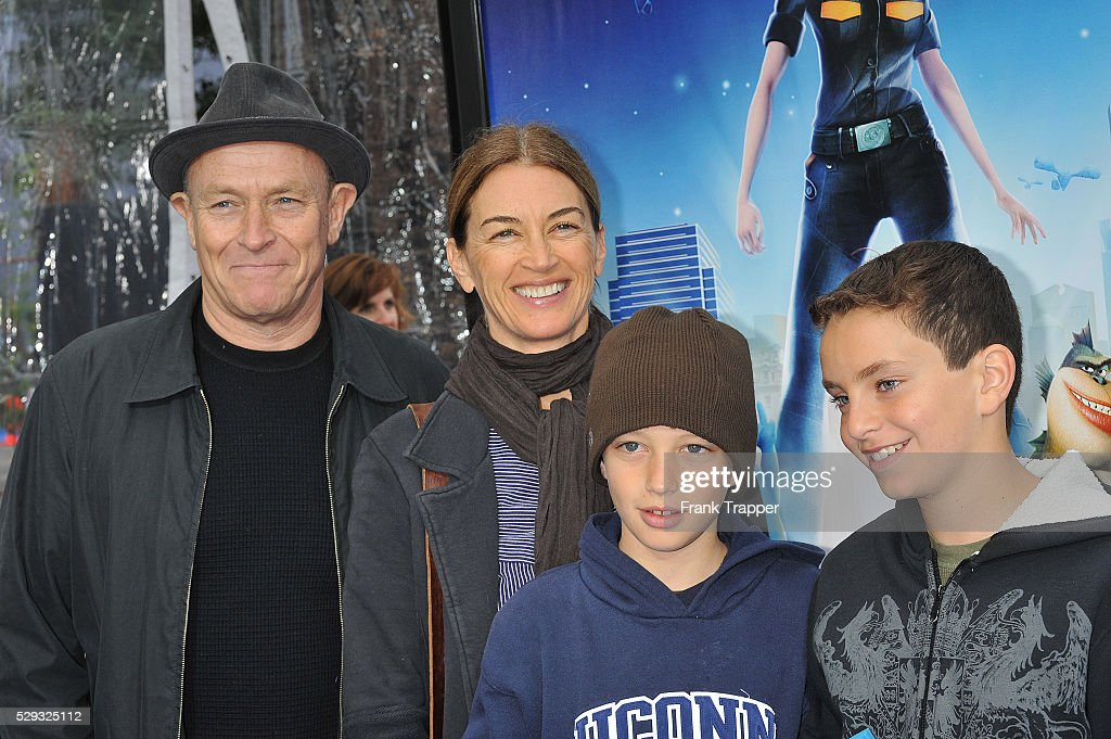 """USA - """" Monsters vs. Aliens"""" - Premiere in Los Angeles : News Photo"""