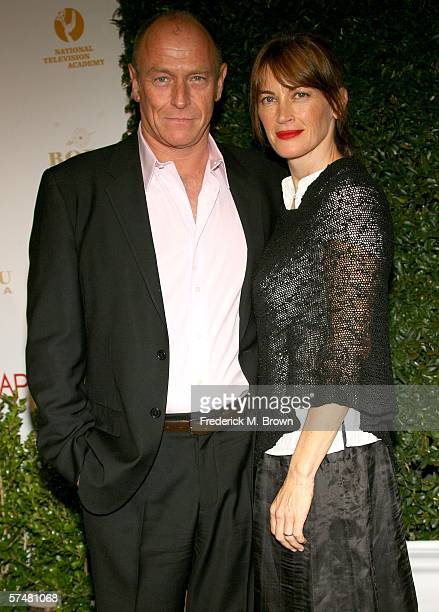 Actor Corbin Bernsen and wife Amanda Pays arrive at the annual Daytime Emmy nominee party presented by SOAPnet held at the Hollywood Roosevelt Hotel...