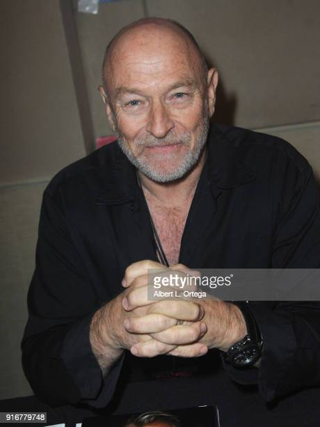 Actor Corbin Bernsen attends The Hollywood Show held at Westin LAX Hotel on February 10 2018 in Los Angeles California