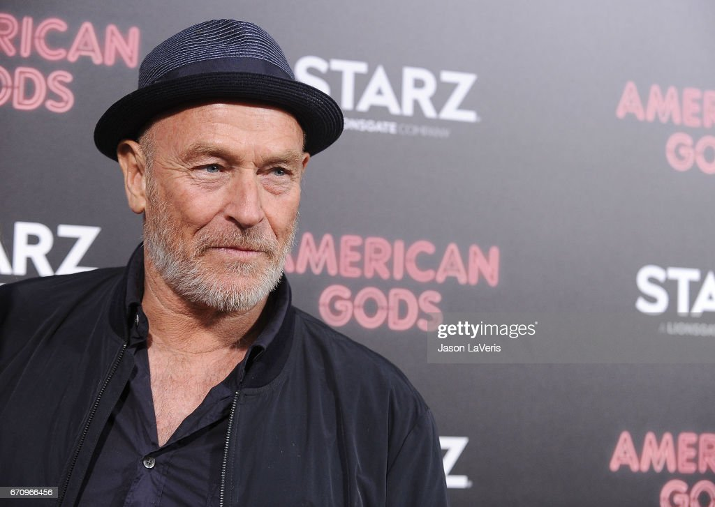 Actor Corbin Bernsen attends the premiere of 'American Gods' at ArcLight Cinemas Cinerama Dome on April 20, 2017 in Hollywood, California.