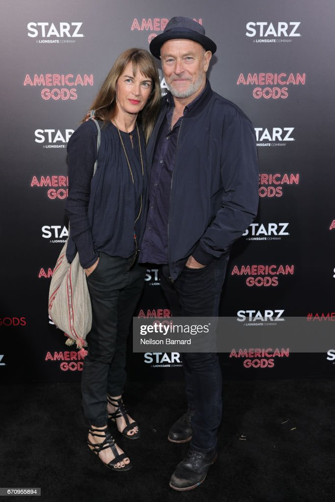 Actor Corbin Bernsen attends the premiere of Starz's 'American Gods' at the ArcLight Cinemas Cinerama Dome on April 20, 2017 in Hollywood, California.