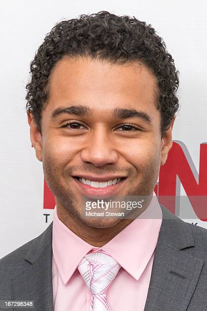 """Actor Corbin Bleu attends the """"All My Children"""" & """"One Life To Live"""" premiere at Jack H. Skirball Center for the Performing Arts on April 23, 2013 in..."""