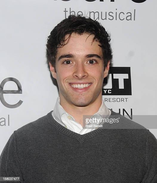 Actor Corey Cott attends BARE The Musical Opening Night at New World Stages on December 9 2012 in New York City