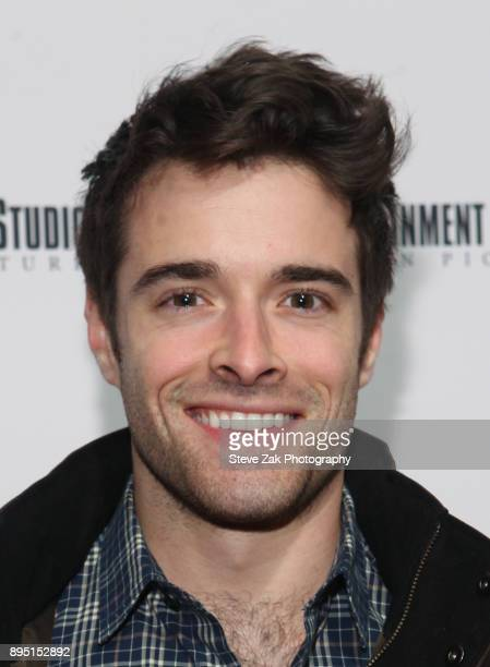 Actor Corey Cott attends the 'Hostiles' New York Premiere at Metrograph on December 18 2017 in New York City