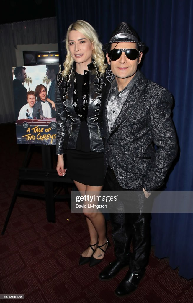 "Screening Of ""A Tale Of Two Coreys"" - Arrivals : News Photo"