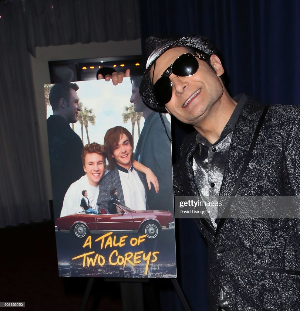 "Screening Of ""A Tale Of Two Coreys"" - Arrivals"