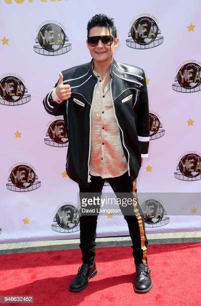 Actor Corey Feldman attends the 3rd Annual Young Entertainer Awards at The Globe Theatre on April 15 2018 in Universal City California