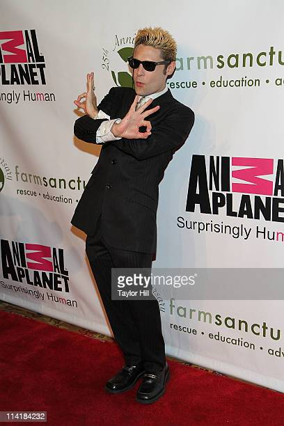 Actor Corey Feldman attends the Farm Sanctuary 25th Anniversary Gala at Cipriani Wall Street on May 14, 2011 in New York City.