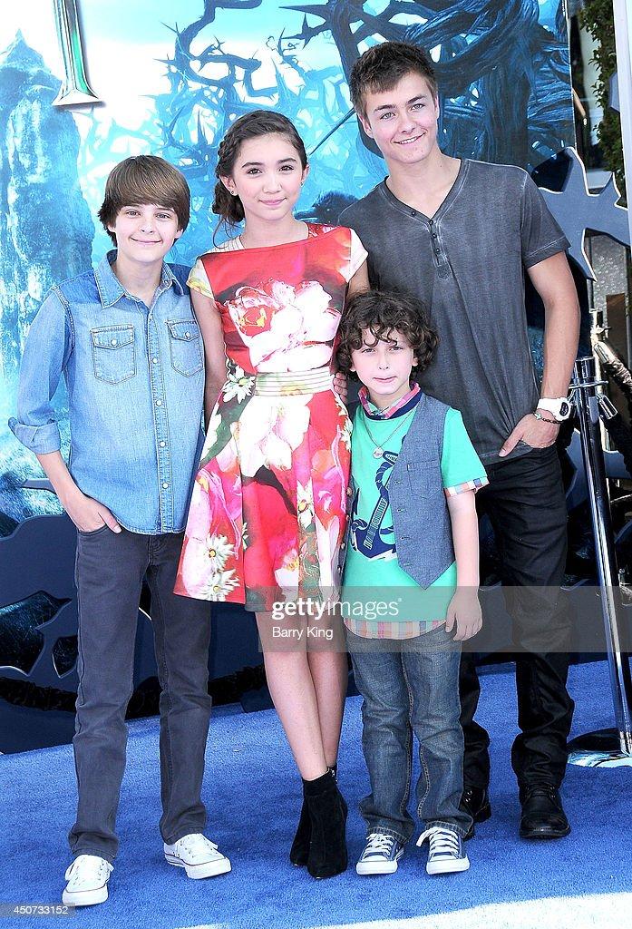 "World Premiere Of Disney's ""Maleficent"""