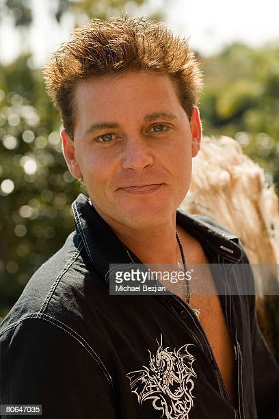 LOS ANGELES CA APRIL 11 Actor Corey Haim attends the Green Means Go Event on April 11 2008 in Los Angeles CA