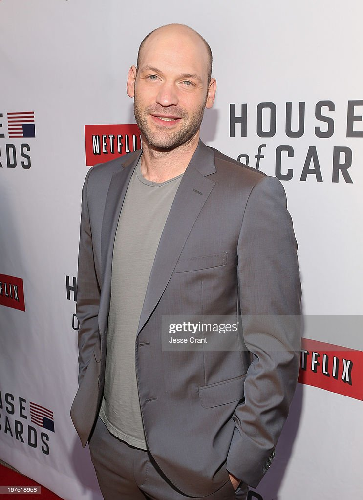 Actor Corey Stoll attends Netflix's 'House of Cards' For Your Consideration Q&A on April 25, 2013 at the Leonard H. Goldenson Theatre in North Hollywood, California.