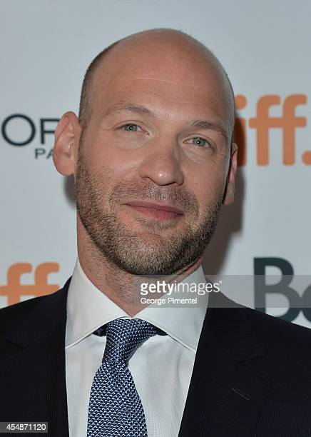 Actor Corey Stoll attends The Good Lie premiere during the 2014 Toronto International Film Festival at The Elgin on September 7 2014 in Toronto Canada