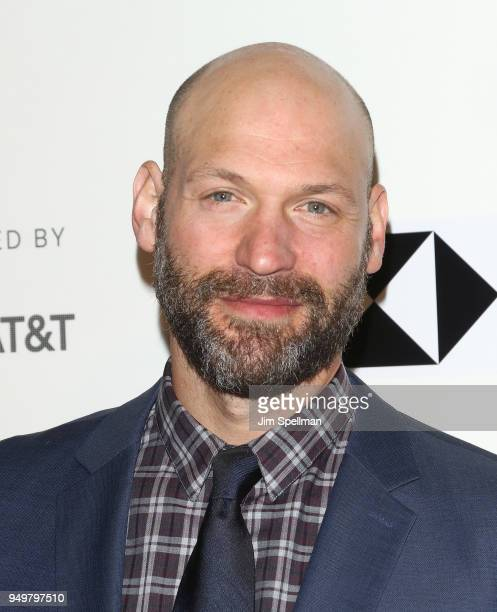 Actor Corey Stoll attends the premiere of The Seagull during the 2018 Tribeca Film Festival at BMCC Tribeca PAC on April 21 2018 in New York City