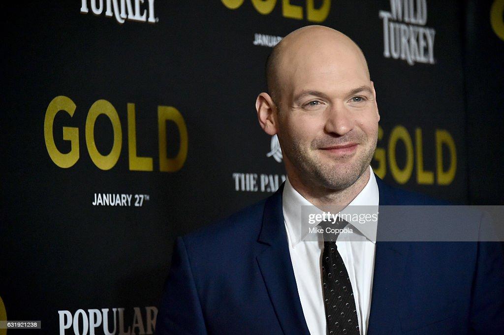 "TWC-Dimension with Popular Mechanics, The Palm Court & Wild Turkey Bourbon Host the Premiere of ""Gold"" : Nieuwsfoto's"