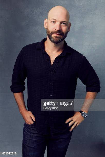 Actor Corey Stoll of FX's 'The Strain' poses for a portrait during ComicCon 2017 at Hard Rock Hotel San Diego on July 20 2017 in San Diego California