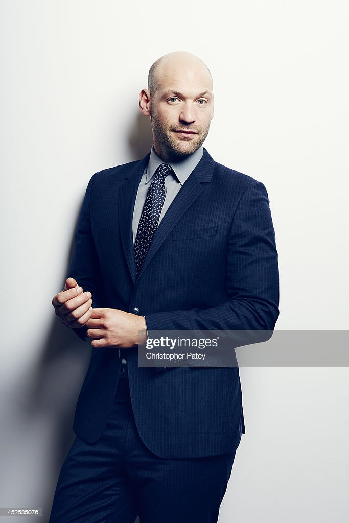 Actor Corey Stoll poses for a portrait session at the summer Television Critics Association for the FX network on July 21, 2014 in Beverly Hills, California.