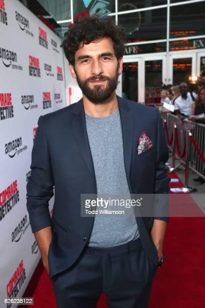 "Actor Corneliu Ulici attends Amazon Prime Video Premiere Of Original Comedy Series ""Comrade Detective"" In Los Angeles on August 3, 2017 in Los..."