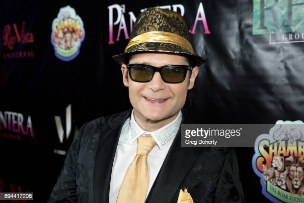 Actor Cory Feldman attends the Rio Vista Universal's Valkyrie Awards and Holiday Party on December 16 2017 in Los Angeles California