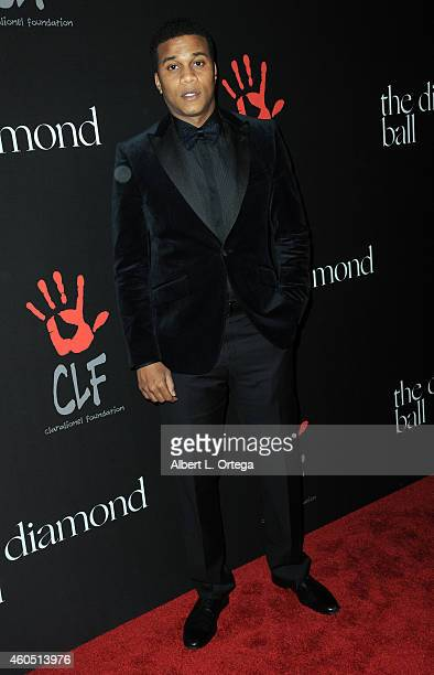Actor Cory Hardrict at Rihanna's 1st Annual Diamond Ball Benefitting The Clara Lionel Foundation held at The Vineyard on December 11 2014 in Beverly...
