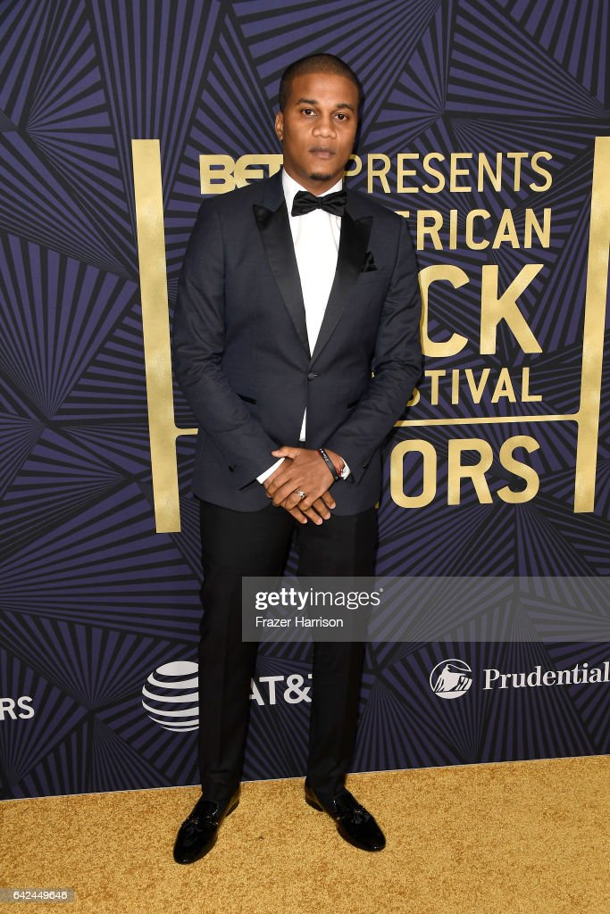 Actor Cory Hardrict attends BET Presents the American Black Film Festival Honors on February 17, 2017 in Beverly Hills, California.