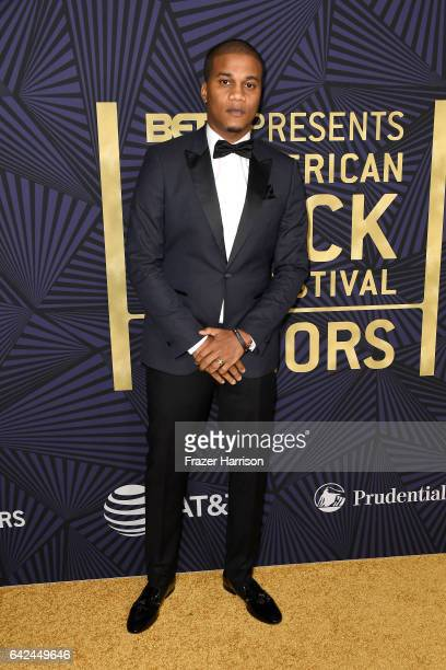 Actor Cory Hardrict attends BET Presents the American Black Film Festival Honors on February 17 2017 in Beverly Hills California