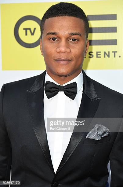 Actor Cory Hardrict attends the 47th NAACP Image Awards presented by TV One at Pasadena Civic Auditorium on February 5 2016 in Pasadena California