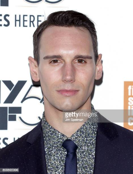 """Actor Cory Michael Smith attends the 55th New York Film Festival """"Wonderstruck"""" premiere at Alice Tully Hall on October 7, 2017 in New York City."""