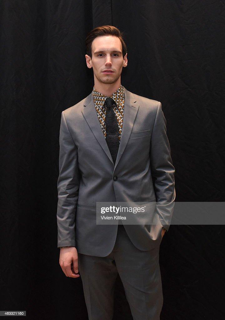 Perry Ellis - Backstage - Mercedes-Benz Fashion Week Fall 2015