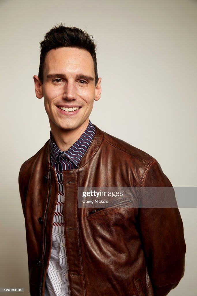 Actor Cory Michael Smith from the film '1985' poses for a portrait in the Getty Images Portrait Studio Powered by Pizza Hut at the 2018 SXSW Film Festival on March 10, 2018 in Austin, Texas.
