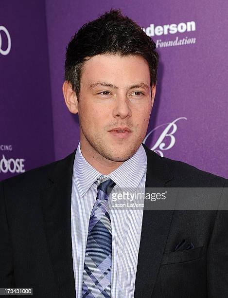 Actor Cory Monteith attends the 11th annual Chrysalis Butterfly Ball on June 9, 2012 in Brentwood, California.