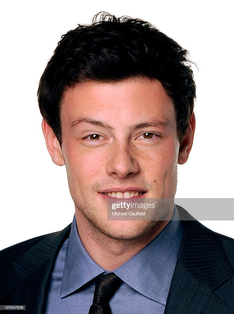 Actor Cory Monteith poses for a portrait with the Future Style Icon Male award at the 2010 Hollywood Style Awards with The Palazzo Las Vegas, Klipsch, and FRS Healthy Energy at the Hammer Museum on December 12, 2010 in Westwood, California.