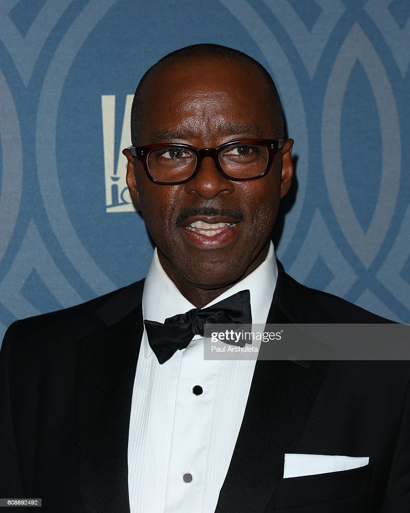 Actor Courtney B. Vance attends the FOX Broadcasting Company, FX, National Geographic and Twentieth Century Fox Television's 68th Primetime Emmy Awards After Party at Vibiana on September 18, 2016 in Los Angeles, California.