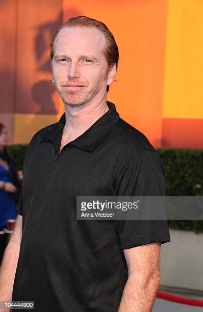 """Actor Courtney Gains arrives at the Universal Studios Hollywood """"Halloween Horror Night"""" Eyegore Awards on September 24, 2010 in Universal City,..."""