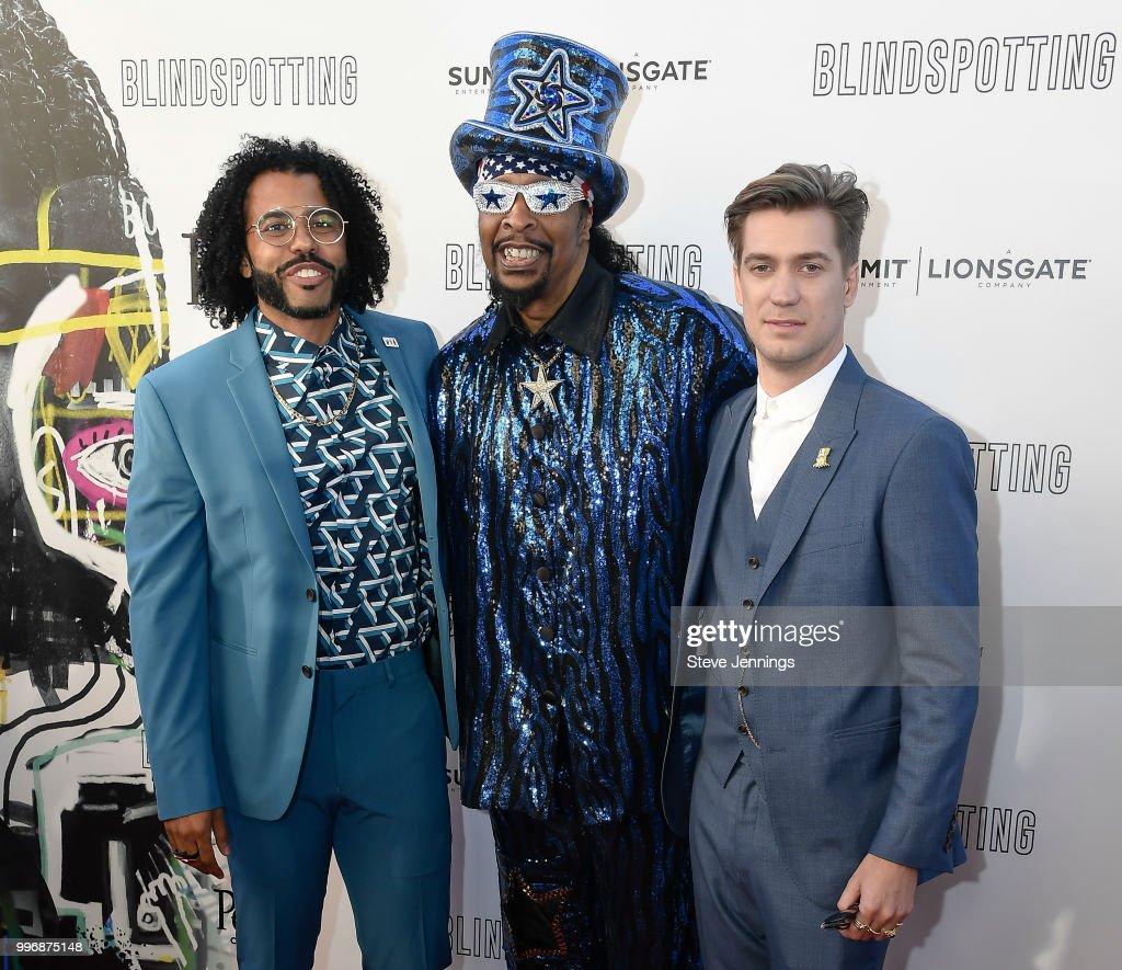"Premiere Of Summit Entertainment's ""Blindspotting"" - Arrivals : News Photo"