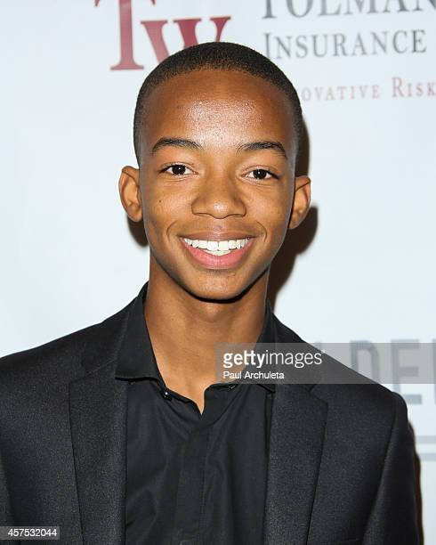 Actor Coy Stewart attends the 9th annual Denim Diamonds for Autism on October 19 2014 in Westlake Village California