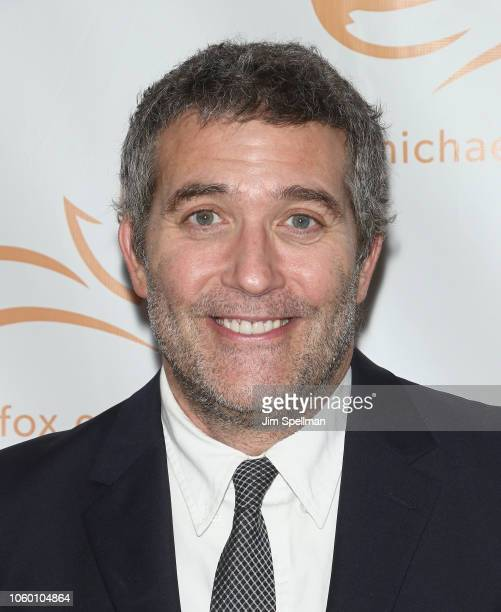 Actor Craig Bierko attends A Funny Thing Happened on the Way to Cure Parkinson's 2018 at the Hilton New York on November 10 2018 in New York City