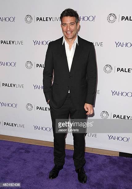 Actor Craig Bierko attends an evening with Lifetime's UnREAL at The Paley Center for Media on July 30 2015 in Beverly Hills California