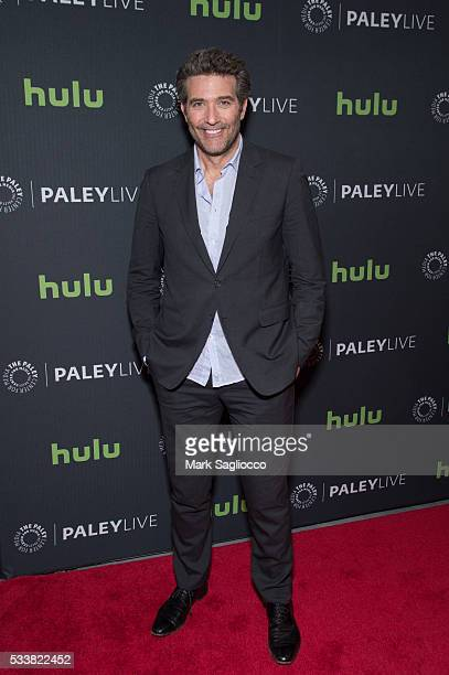 Actor Craig Bierko attends The Paley Center For Media Presents PaleyLive NY An Evening With Unreal at The Paley Center for Media on May 23 2016 in...